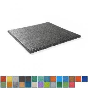 EPDM rubber tegel in RAL kleuren - 35 mm
