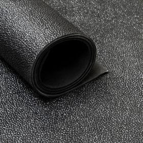 Rubber loper / rubbermat op rol van 14 m2 - Rijstkorrel 3 mm - Breedte 140 cm