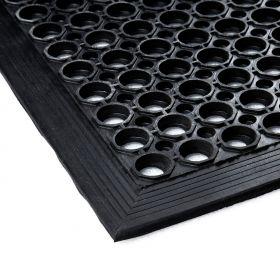 Ringmat 80 x 120 cm - Met rand