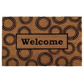 Kokosmat 'Welcome' - 50x80 cm