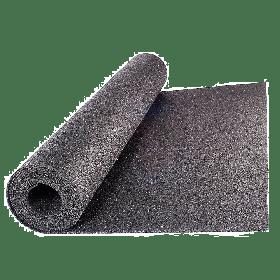 Beschermmat *standaard* - rol van 12,5 m2 - Dikte 6 mm - Rubber granulaat *OUTLET*