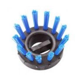Inzetborstel Ringmat Blauw - 10 Stuks