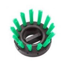 Inzetborstel Ringmat Groen - 10 Stuks