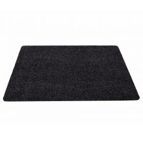 Droogloopmat Dubai - 55x75 cm - Zwart