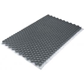 grindmat gravel fix pro grijs 120x80 cm
