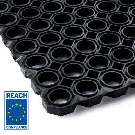 Ringmat 100 x 150 cm (23mm) - Heavy Duty - REACH Conform