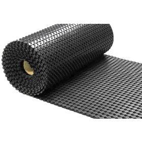 Rubber ringmat op rol - Dikte 10 mm - Breedte 183 cm