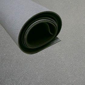 Rubber op rol rijstkorrel grijs