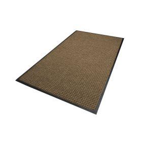 Waterhog Classic droogloopmat / schoonloopmat 115x180 cm - Rubber border - Camel