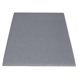 Yoga Super rubber werkplaatsmat - 91x150 cm grijs